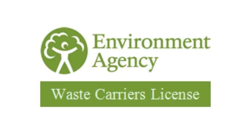 Waste Carriers Licence